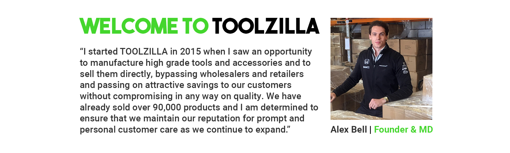 About TOOLZILLA Tools